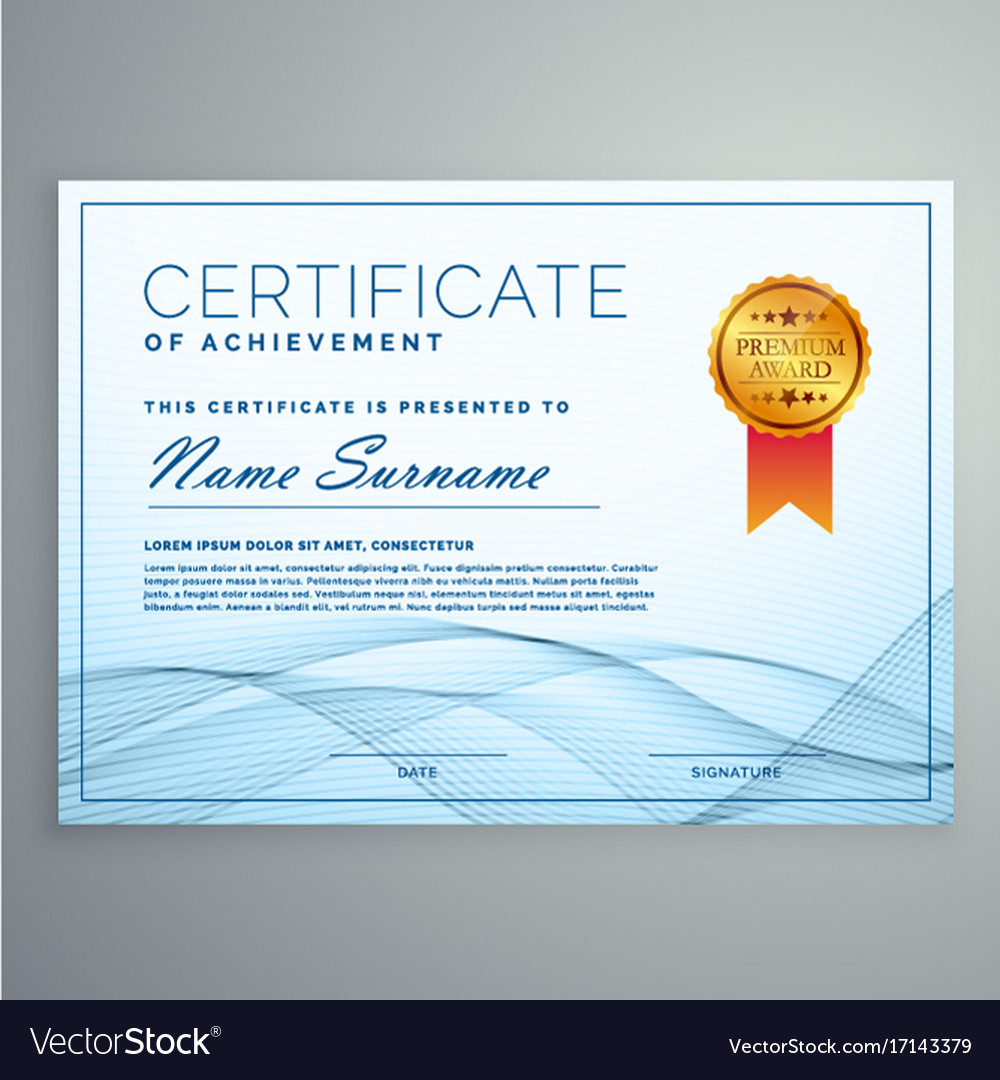 Abstract certificate award design tempate with vector image abstract certificate award design tempate with vector image xflitez Choice Image