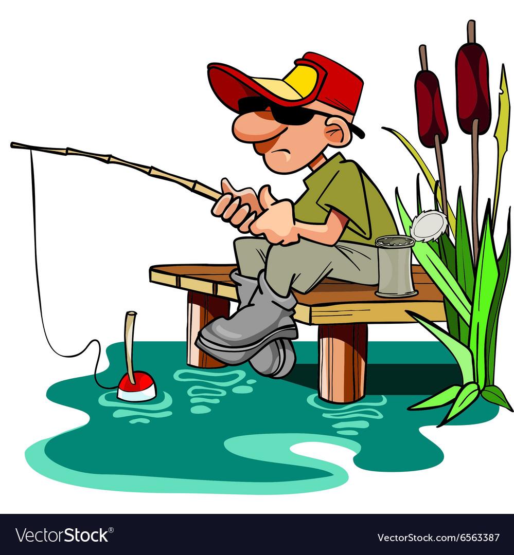 мульт рыбак
