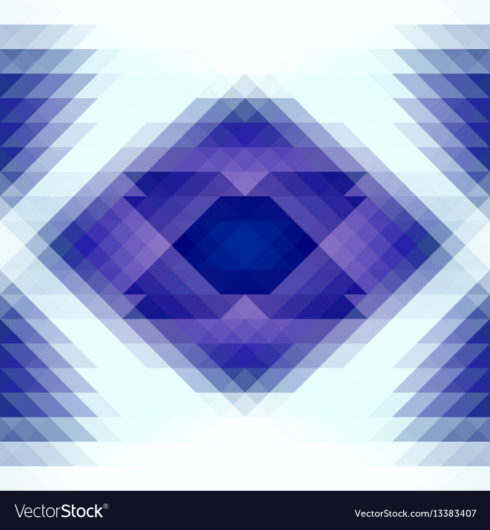 Abstract geometry seamless pattern vector image