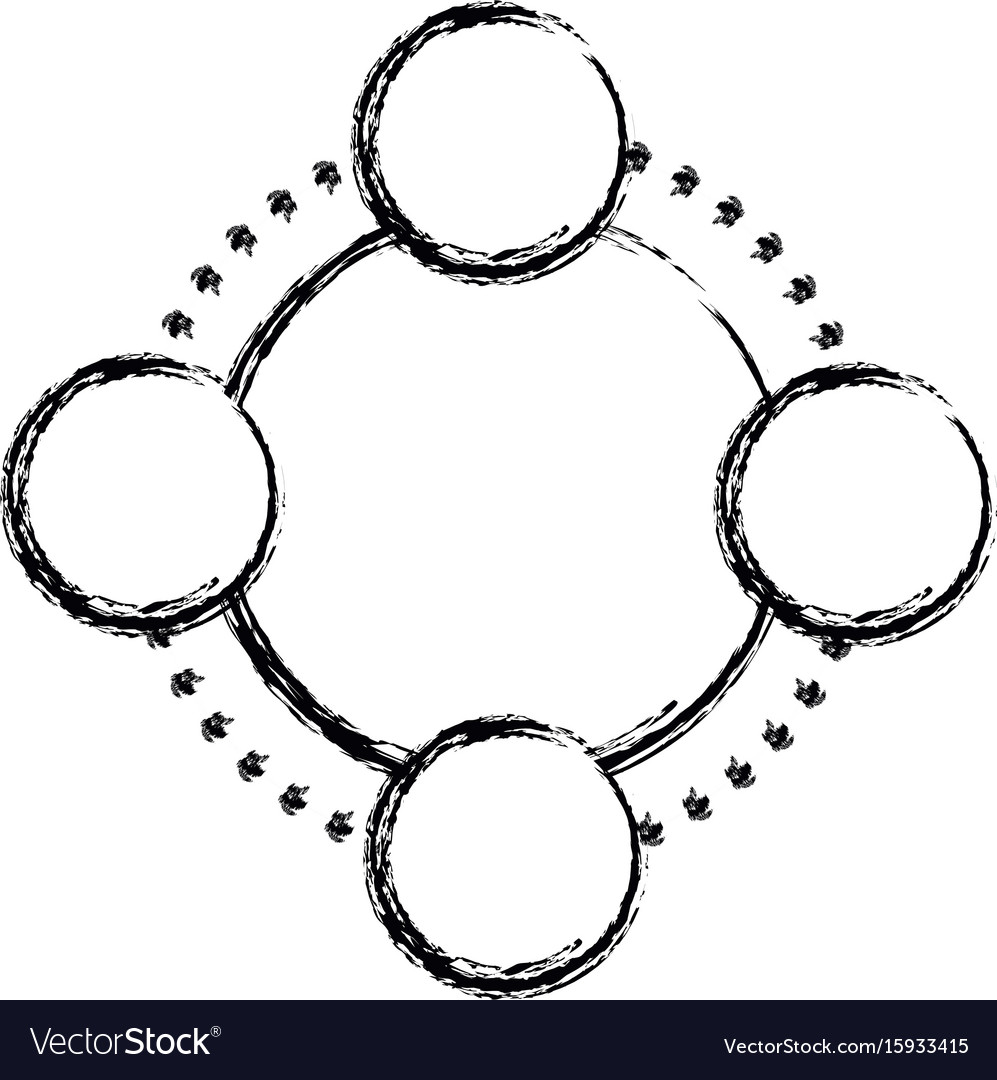 Atom molecule chemistry science structure vector image atom molecule chemistry science structure vector image ccuart Gallery
