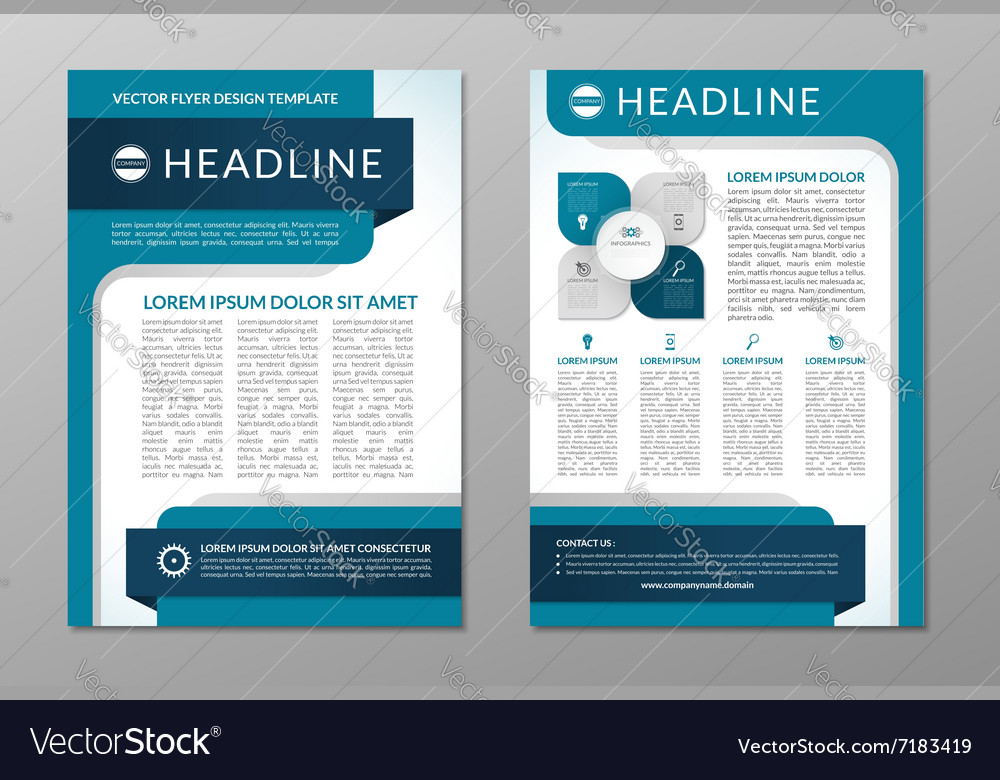 flyer templates sizes