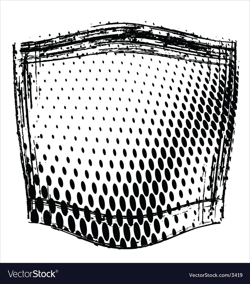 Ugly frames vector image