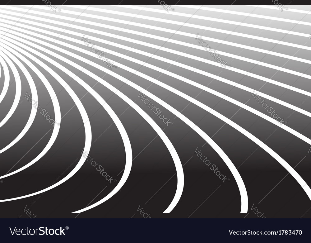 Track lines vector image