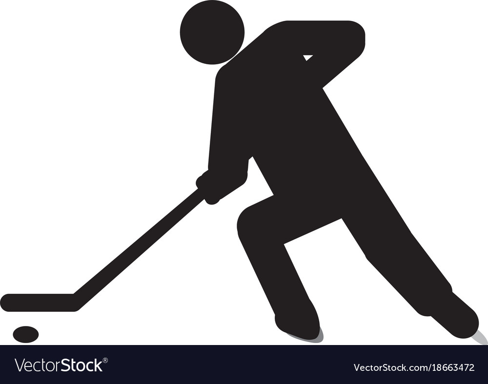 Abstract hockey symbol royalty free vector image abstract hockey symbol vector image biocorpaavc Image collections