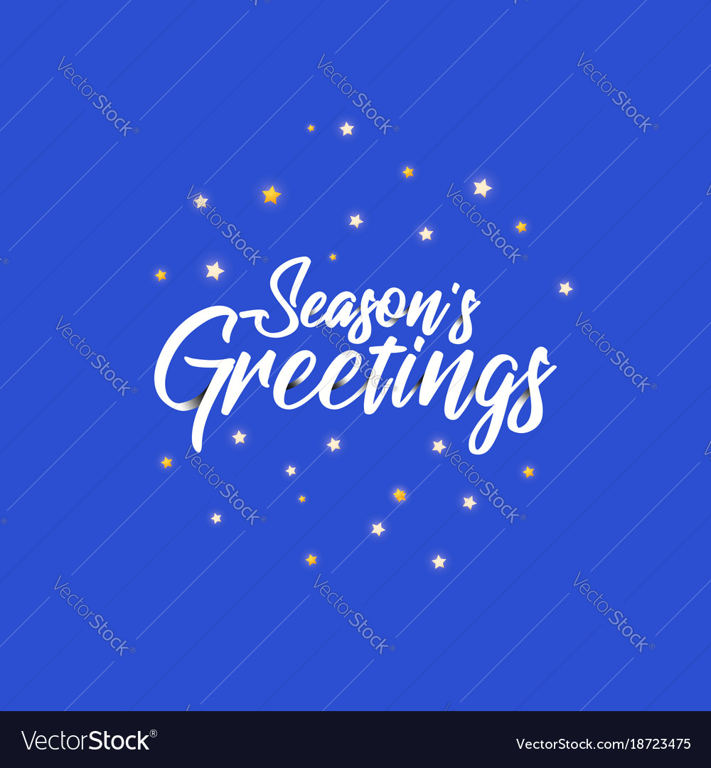 Origami lettering of season s greetings royalty free vector origami lettering of season s greetings vector image kristyandbryce Image collections