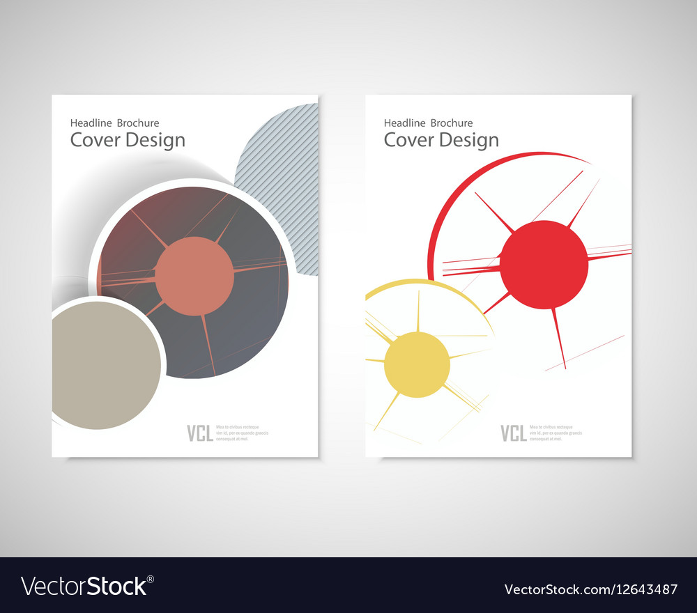 Bullet Holes in brochure vector image