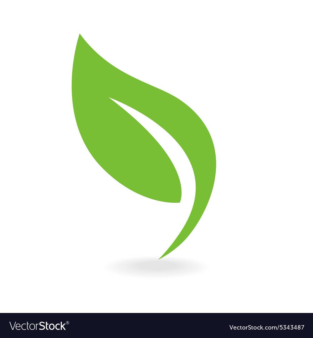 Leaf Logo Design Vector Free Download
