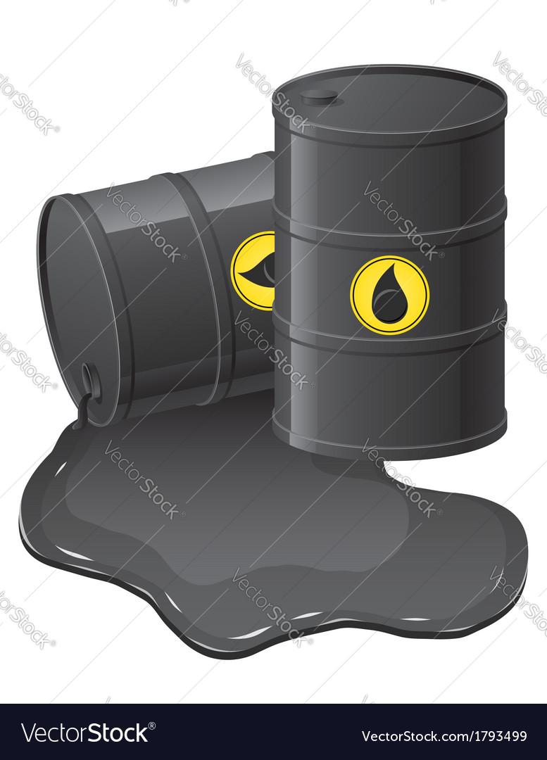 Barrel 05 vector image