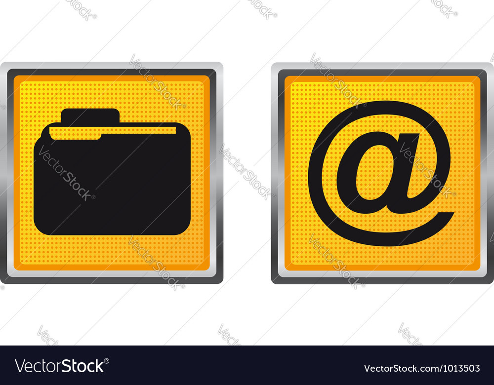 Icons 12 vector image