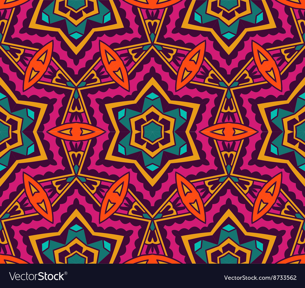 Festive colorful background design vector image