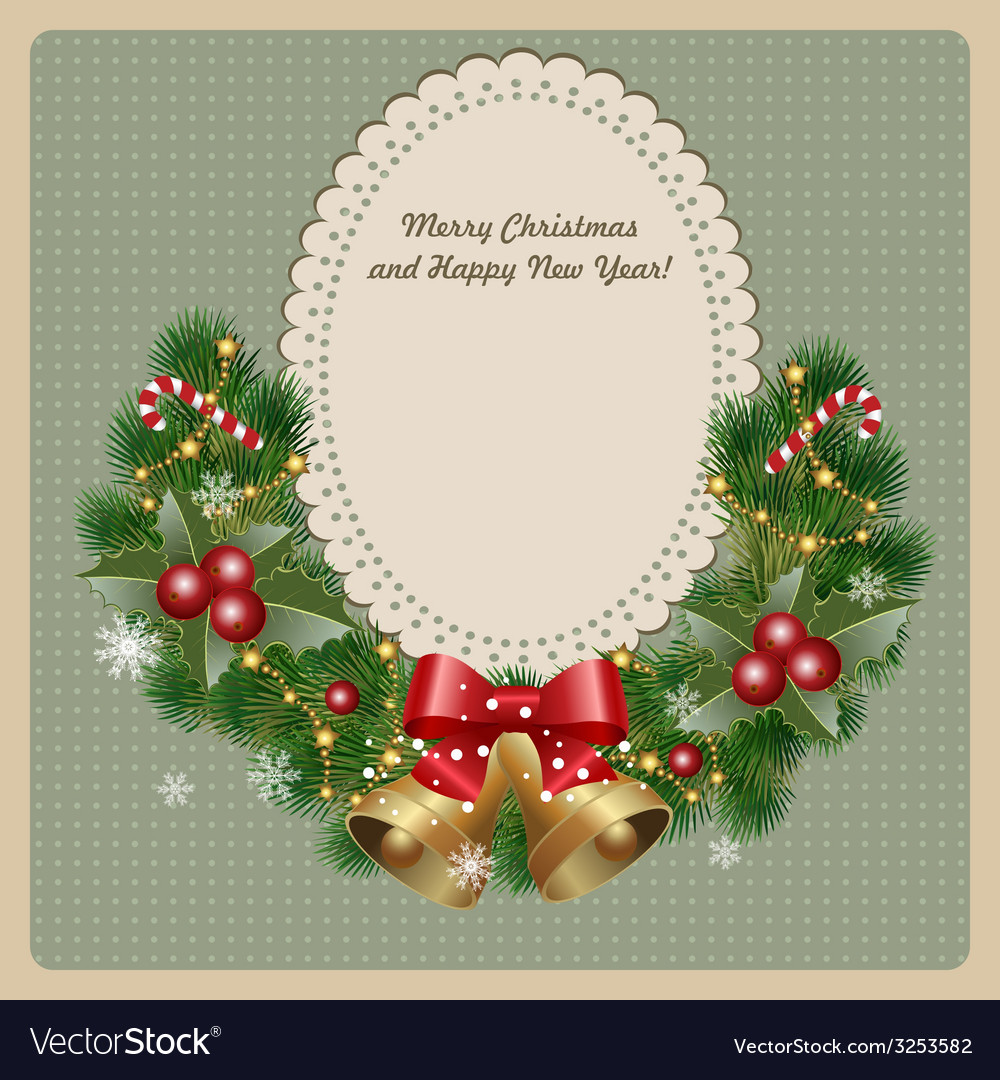 Christmas invitation royalty free vector image christmas invitation vector image stopboris Image collections