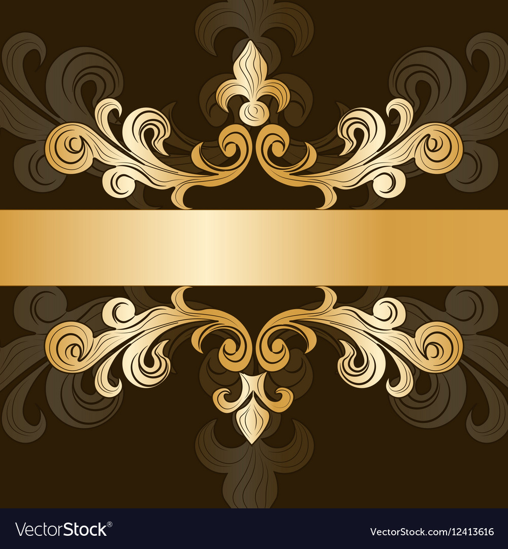Royal classic ornament invitation royalty free vector image royal classic ornament invitation vector image stopboris Image collections