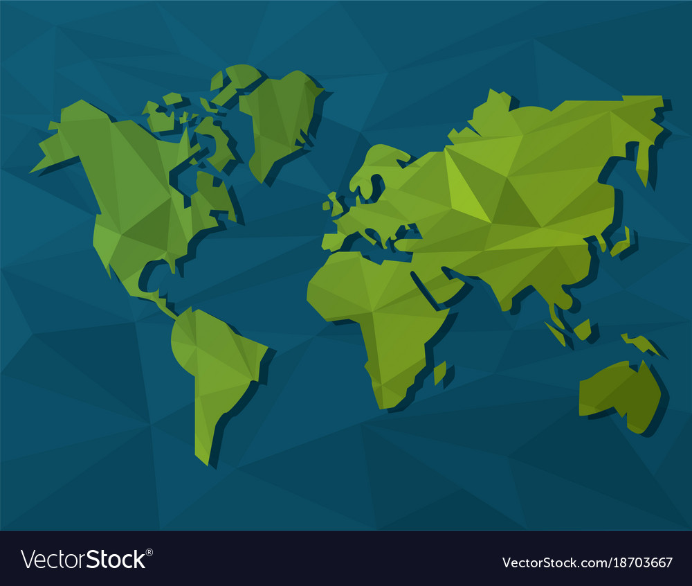 World map silhouette royalty free vector image world map silhouette vector image gumiabroncs Images