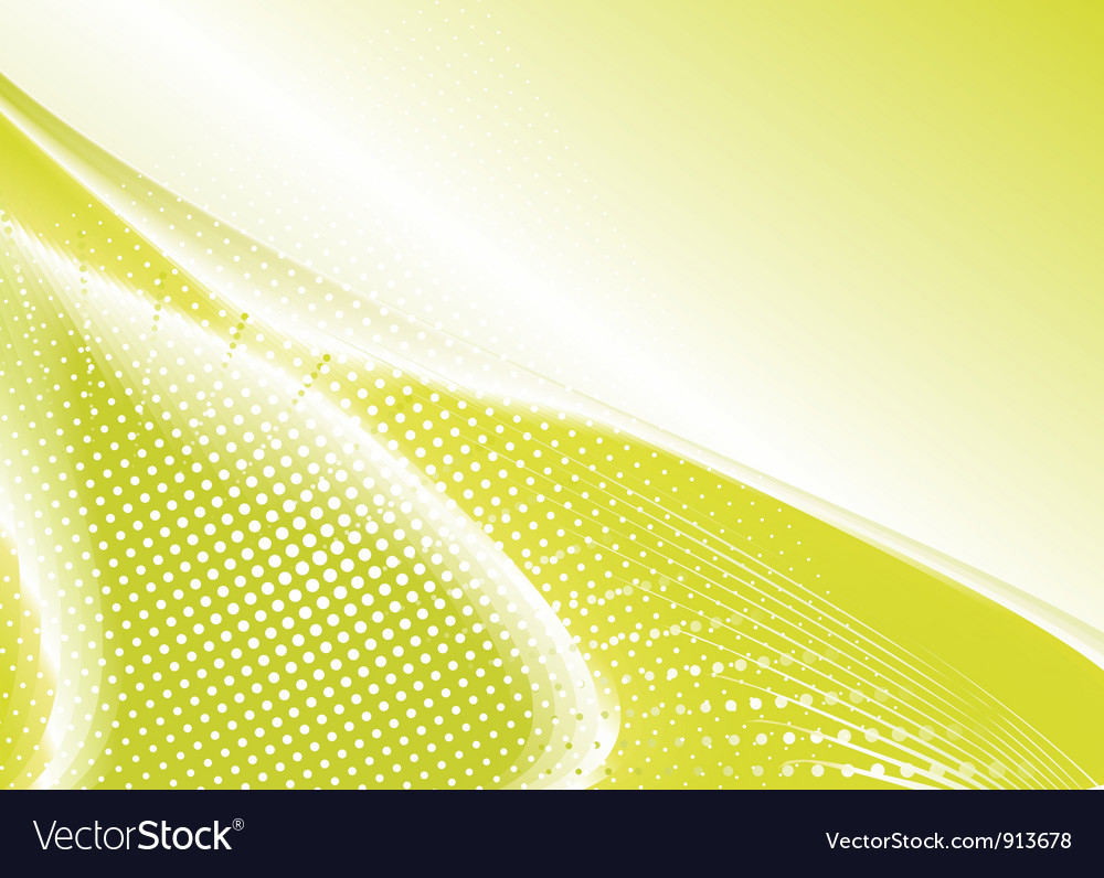 Style background vector image