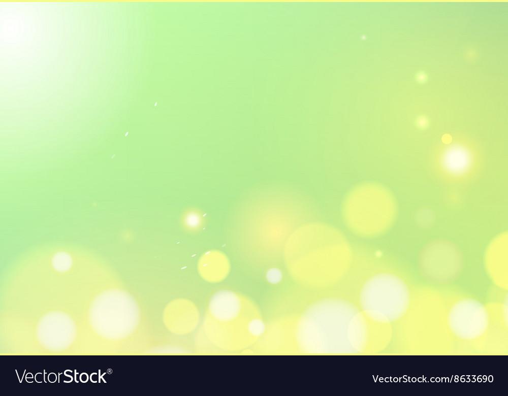 Shiny sunburst sunbeams vector image