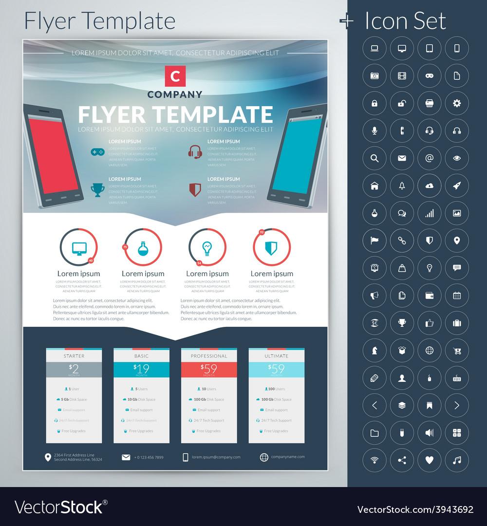 Nett Adobe Illustrator Poster Vorlagen Bilder - Beispiel Business ...