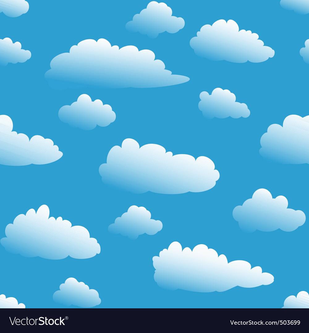 Skyscape design vector image