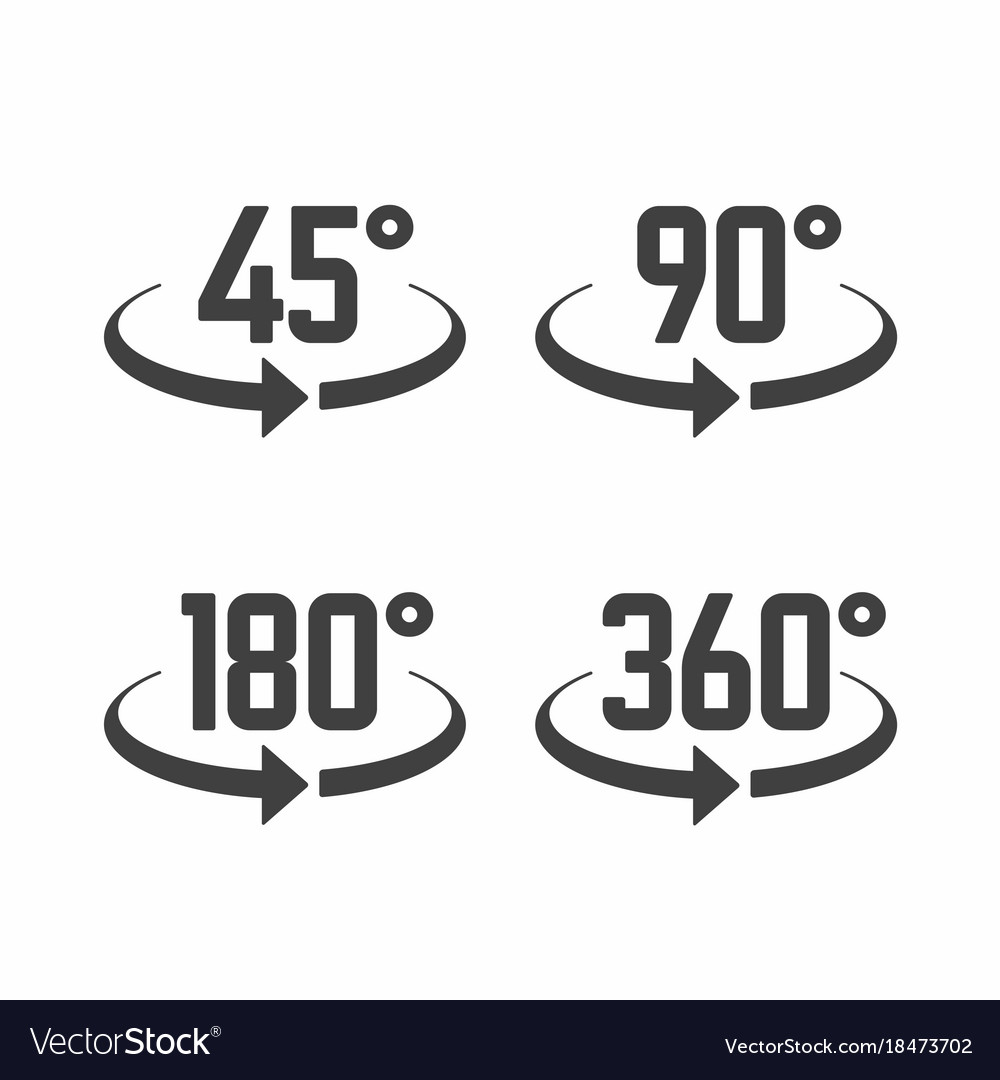 360 degrees view sign icon royalty free vector image 360 degrees view sign icon vector image biocorpaavc Choice Image