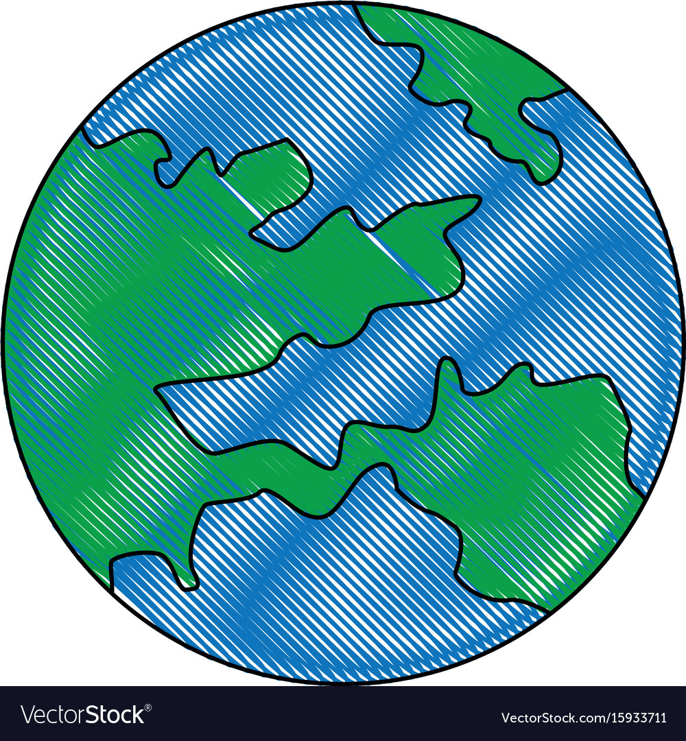 Map global world earth round icon royalty free vector image map global world earth round icon vector image gumiabroncs Images