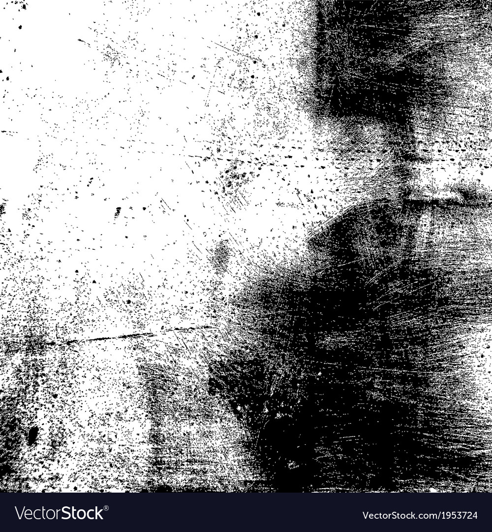 Brushed Grunge Texture vector image