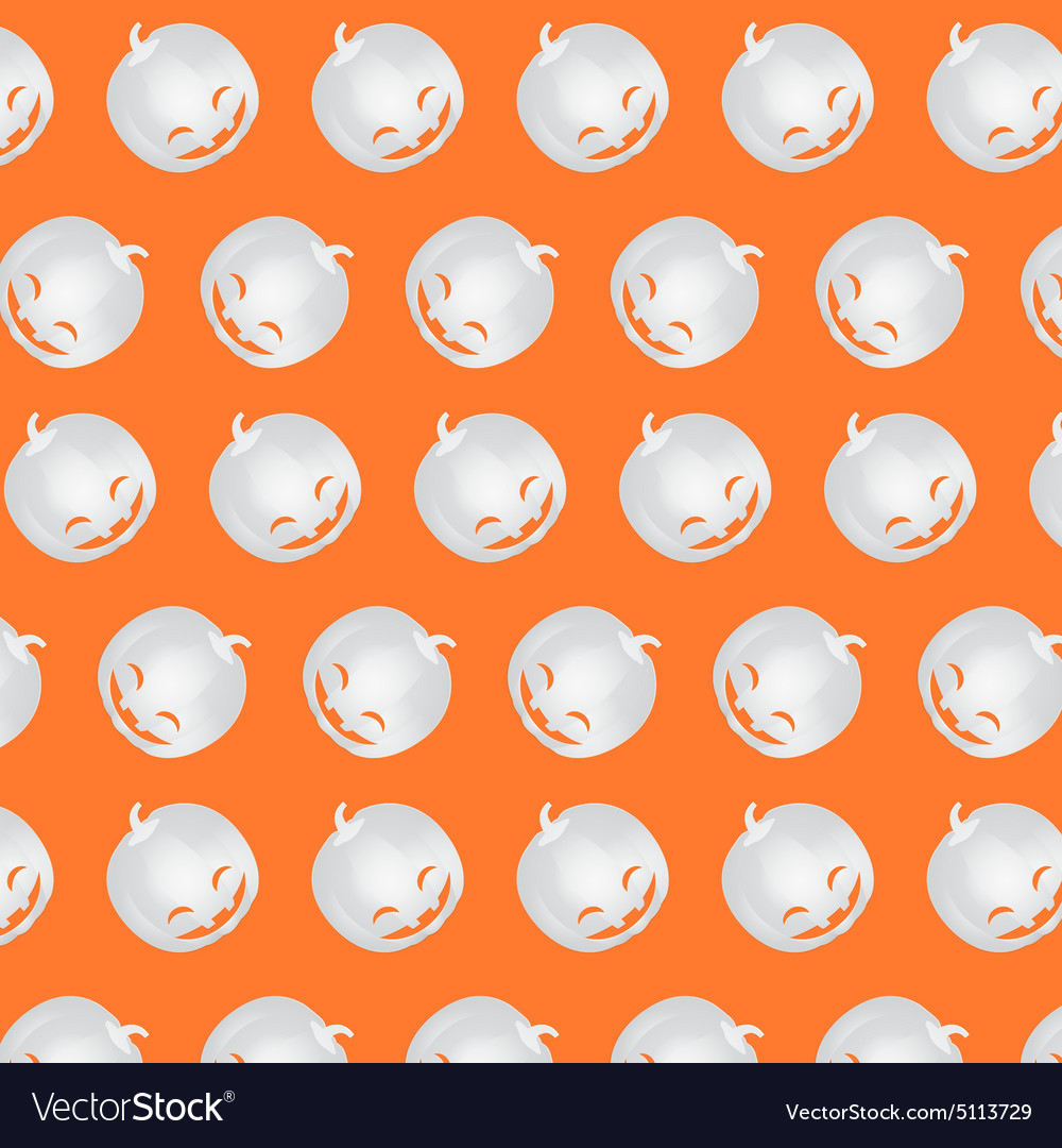 Halloween pattern Royalty Free Vector Image - VectorStock
