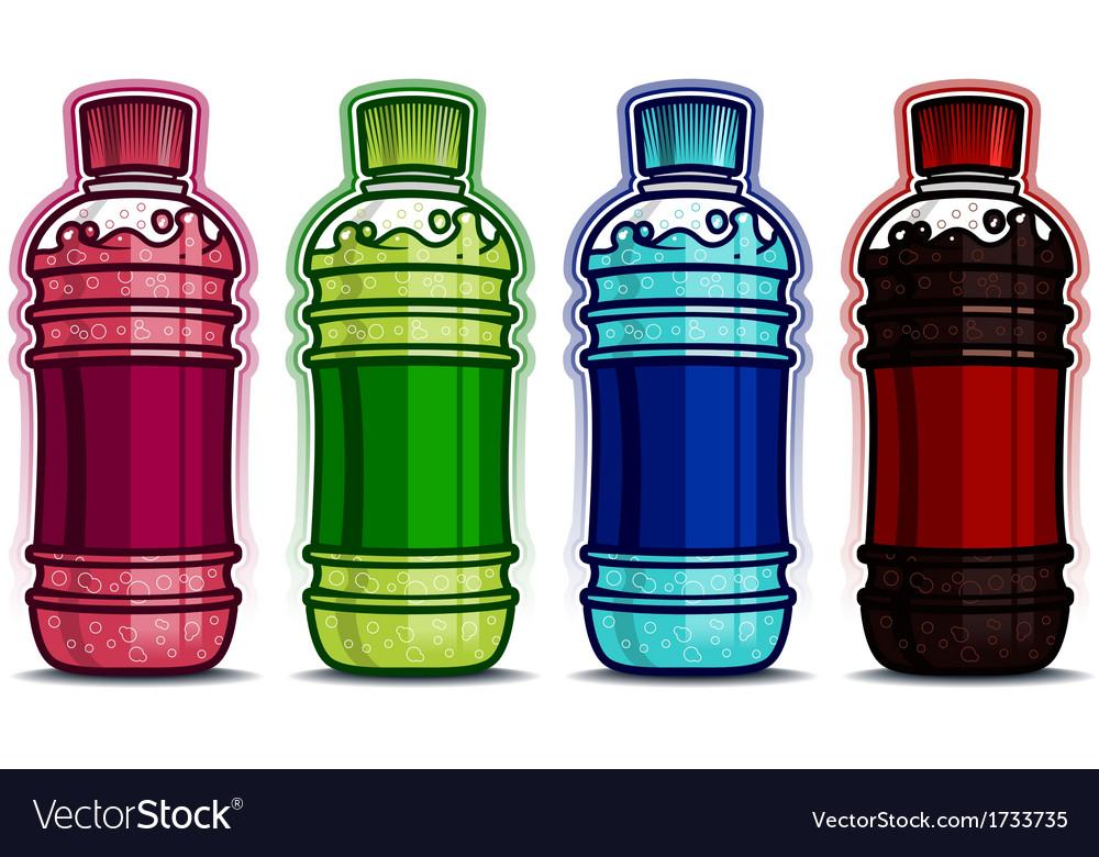 Energy drink design vector image