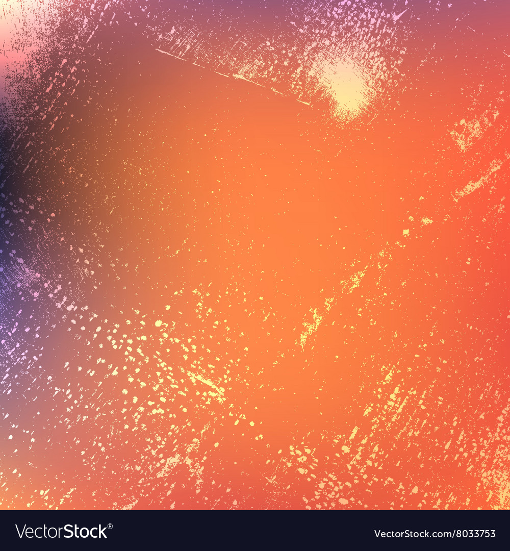 Damaged Color Texture vector image