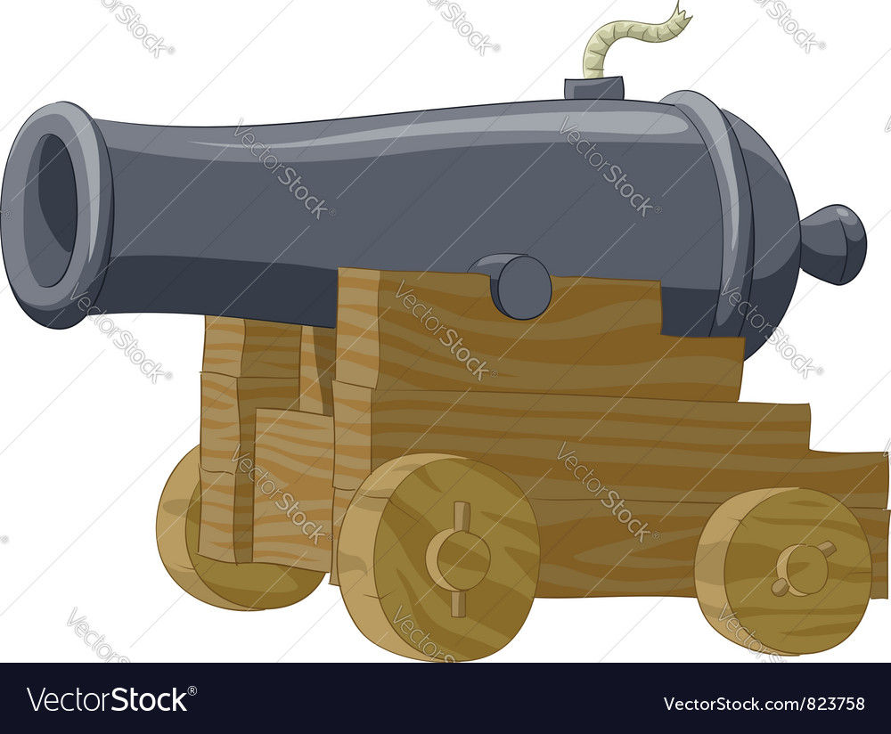 Biggun vector image