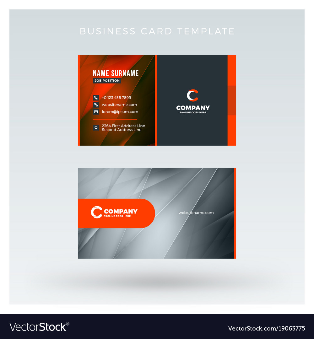two sided business cards - Walter.aggarwaltravels.co