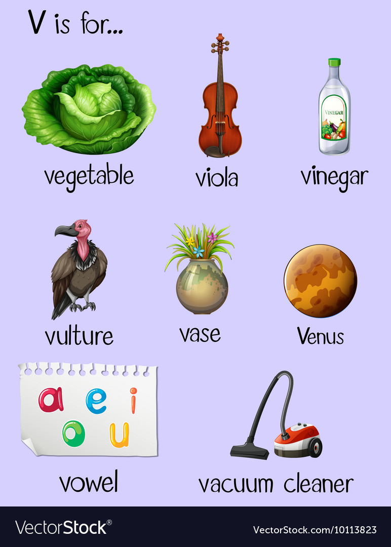 Words Starting With Letter Y | Beginning Consonant Worksheets