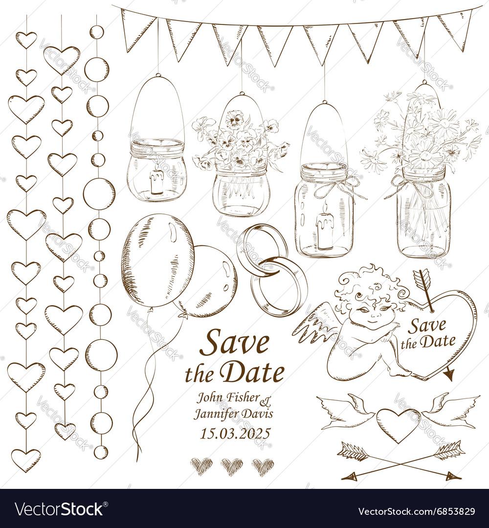 Wedding decoration elements vector gallery wedding dress wedding decoration elements vector images wedding dress wedding decoration elements vector image collections wedding wedding decoration junglespirit Choice Image