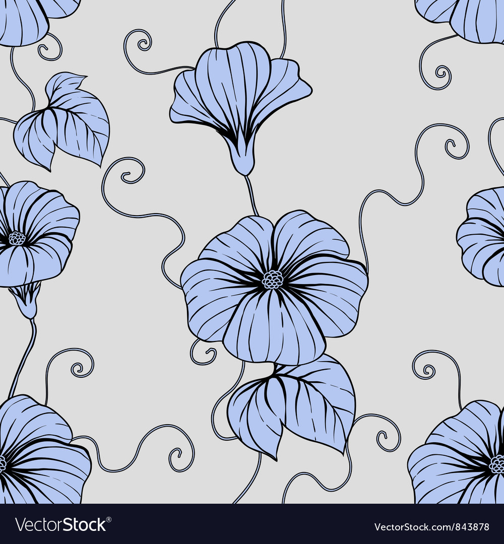 Vector Flower Pattern – CorelDraw Vector Flower Pattern | Free