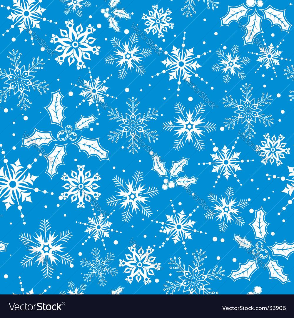 Snow wallpaper royalty free vector image vectorstock snow wallpaper vector image voltagebd Choice Image