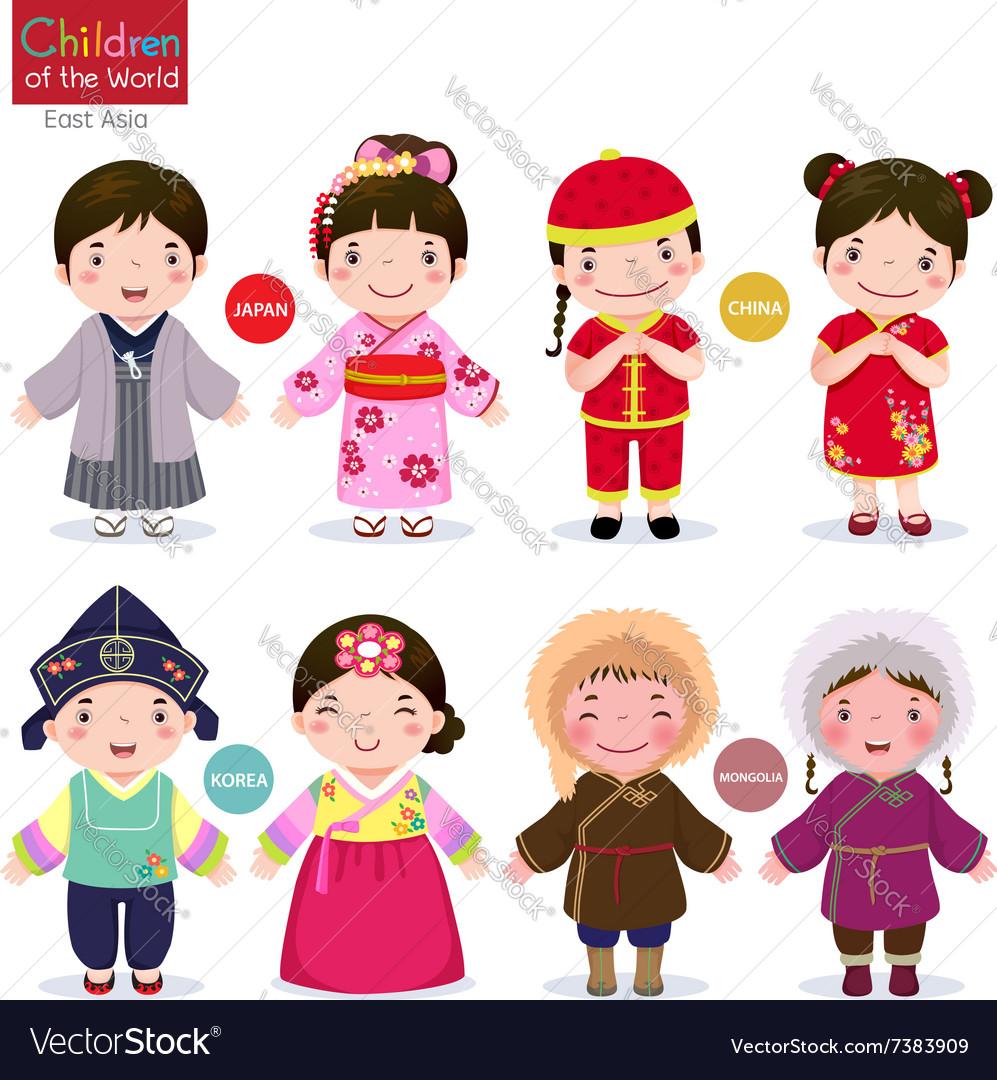 multi cultural characteristics