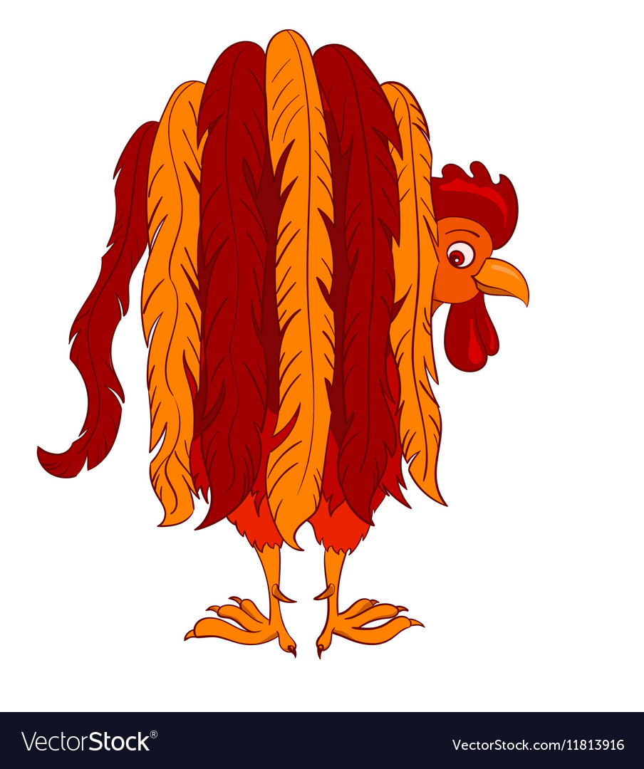 Red rooster symbol of 2017 on the chinese vector image red rooster symbol of 2017 on the chinese vector image biocorpaavc