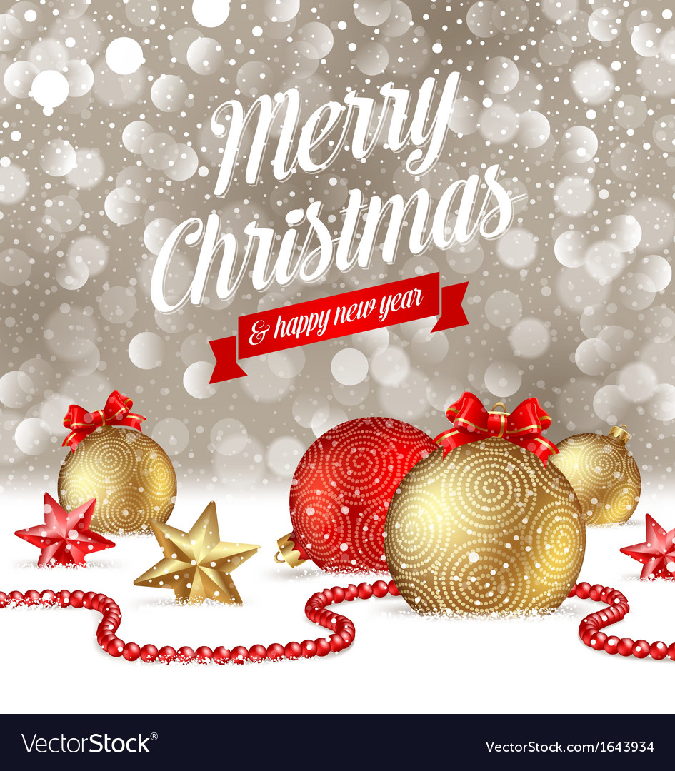 Christmas greetings royalty free vector image vectorstock christmas greetings vector image kristyandbryce Image collections