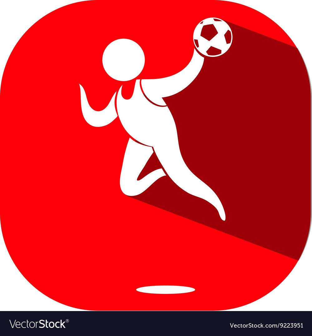 Sport icon design for football royalty free vector image sport icon design for football vector image buycottarizona
