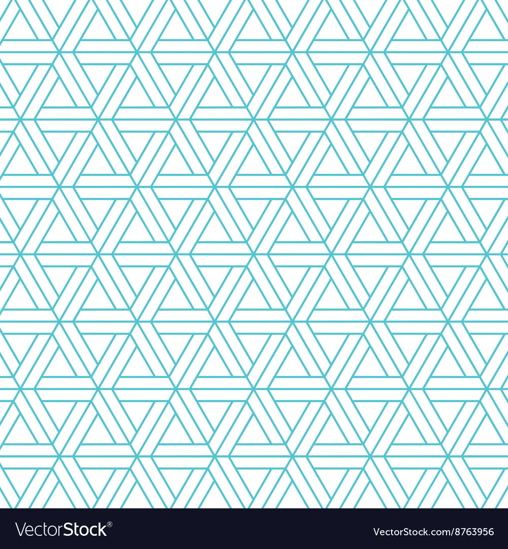 Stick pattern background vector image