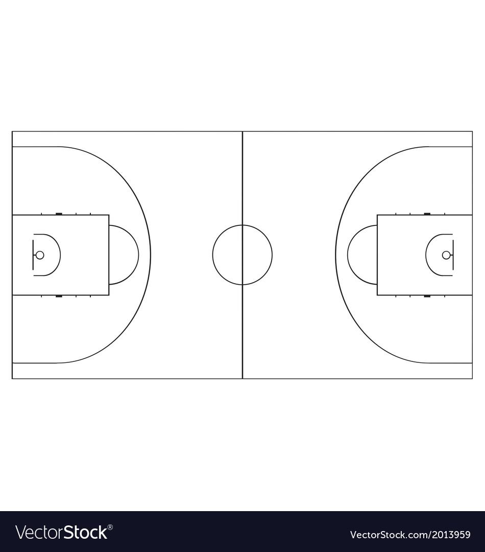 basketball court diagram template eliolera com