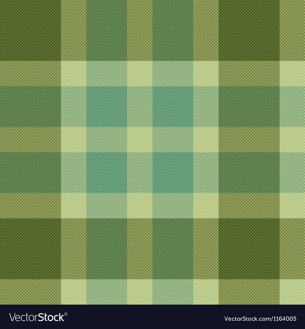 Color fabric plaid Seamless vector image