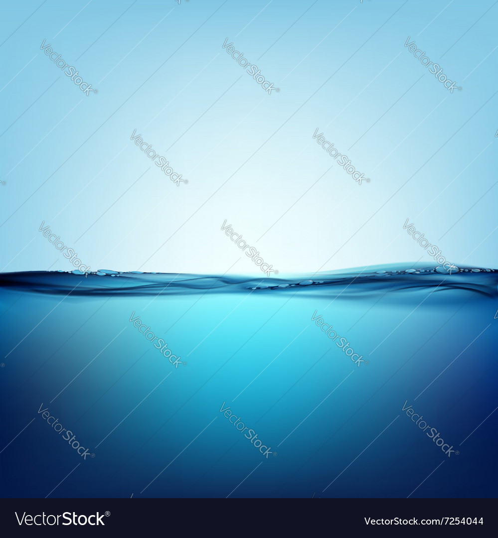 Natural background Stock vector image