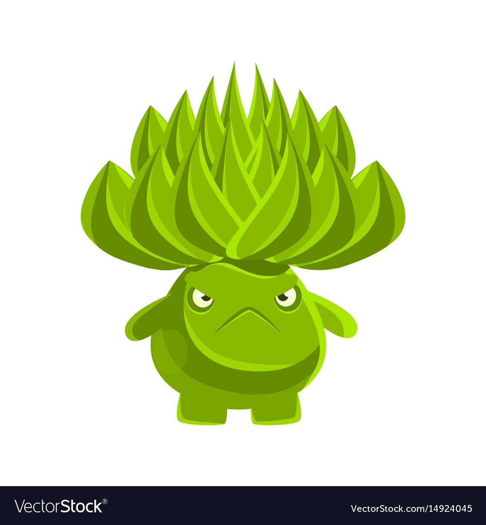Cactus Face