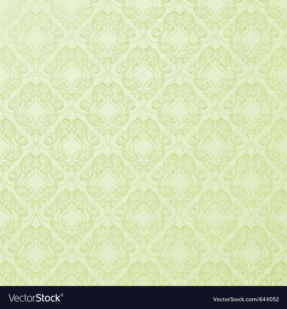 Decorative seamless vector image