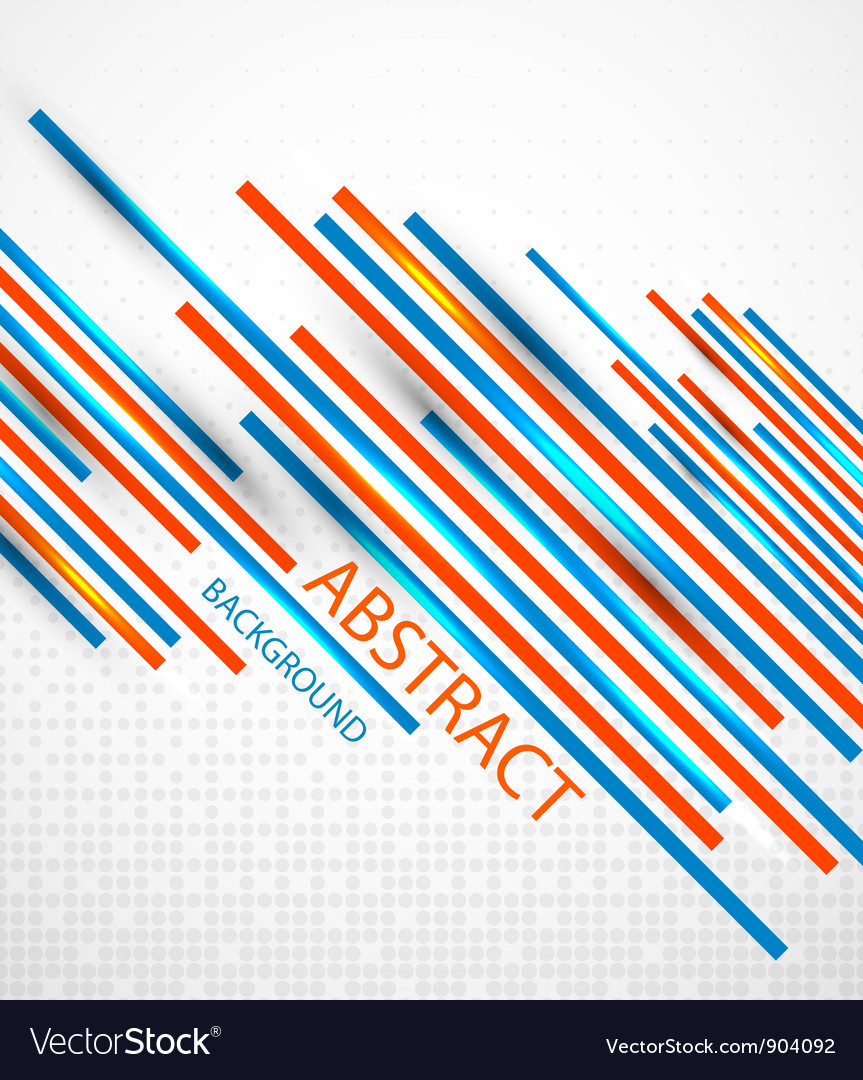Vector Drawing Straight Lines : Abstract straight lines background royalty free vector
