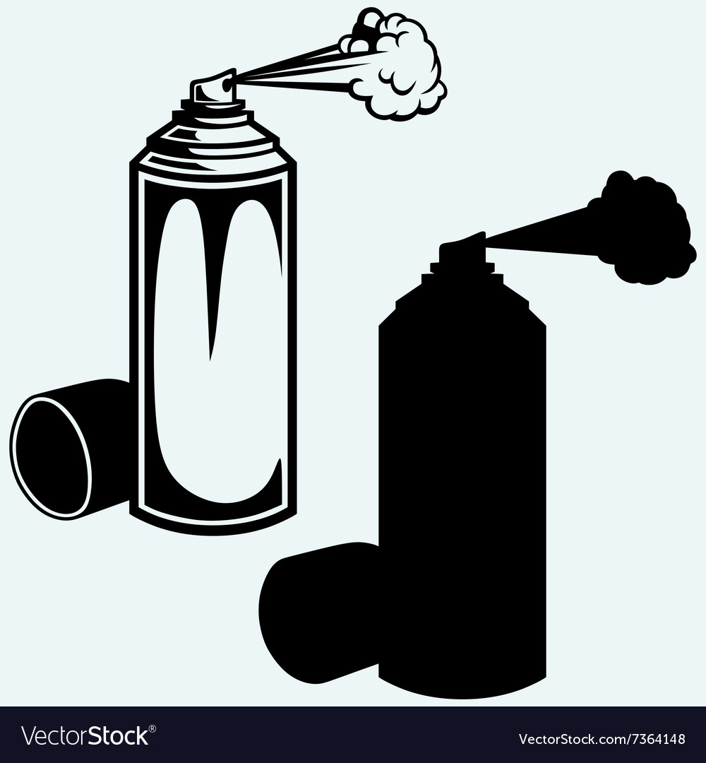spray paint royalty free vector image vectorstock rh vectorstock com spray paint vector texture spray paint vector free download