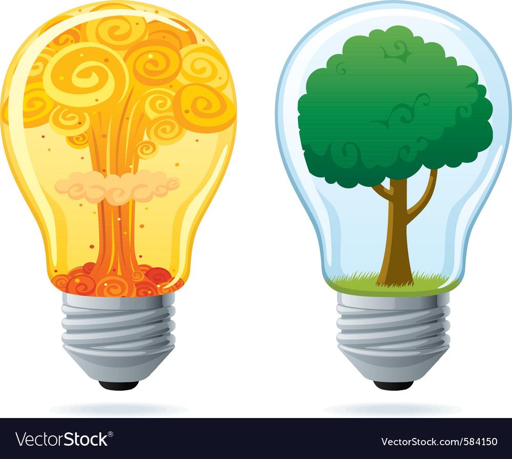 Energy vector image