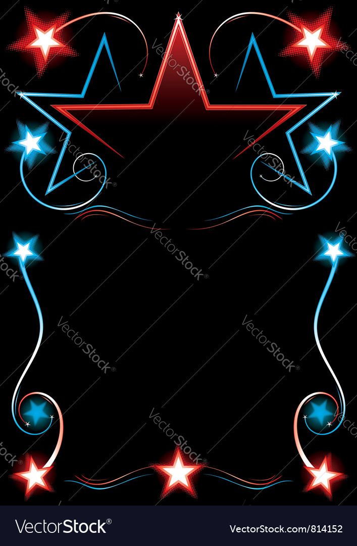 Celebration background vector image