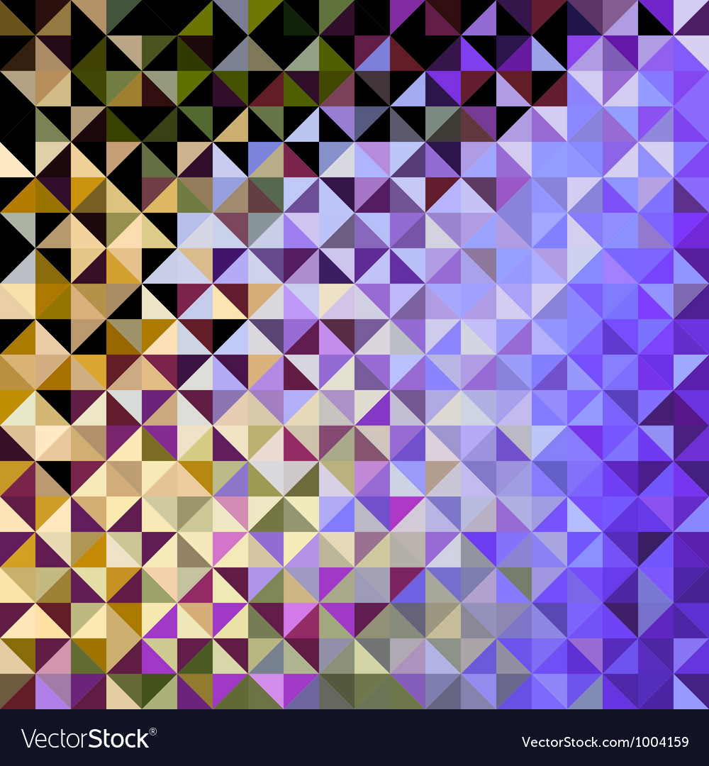 Abstract Color Sparkle Background vector image
