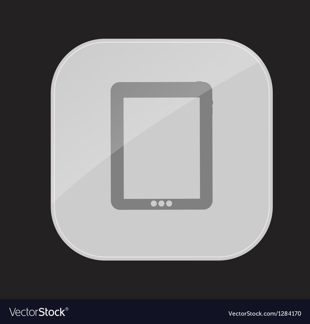 Apps icon vector image
