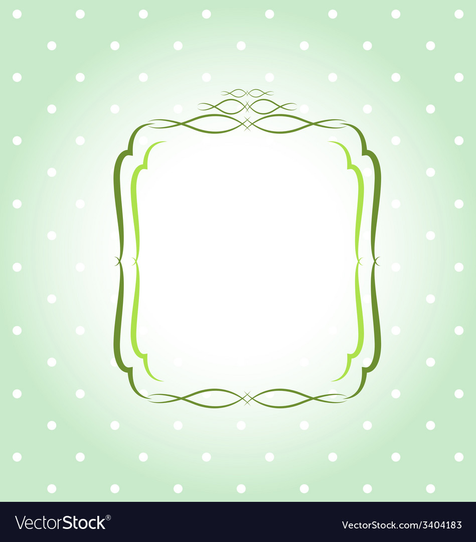 Frames borders greeting card design royalty free vector frames borders greeting card design vector image kristyandbryce Image collections